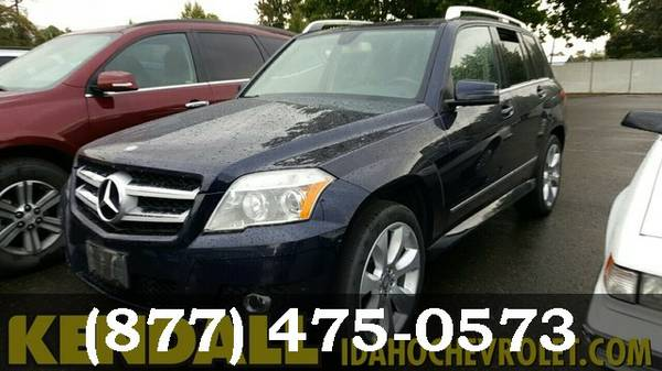 2010 Mercedes-Benz GLK-Class BLUE **Save Today - BUY NOW!**