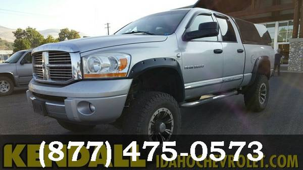 2006 Dodge Ram 3500 Bright Silver Metallic *PRICED TO SELL SOON!*