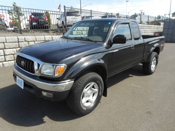 2003 TOYOTA TACOMA XTRACAB TRD OFFROAD