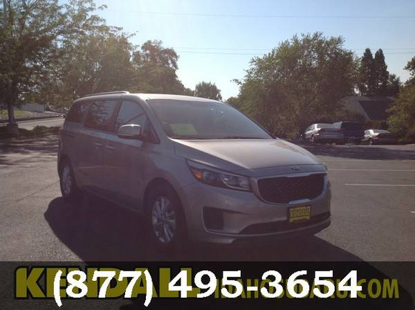 2016 Kia Sedona TAN Sweet deal!!!!