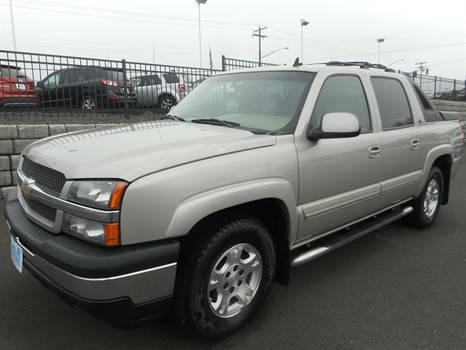 2006 CHEVROLET AVALANCHE 1500 Z71 OFF ROAD