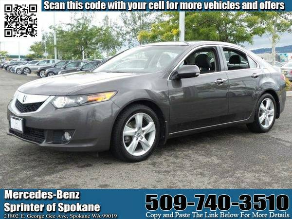 2010 ACURA TSX AUTOMATIC (JH4CU2F6XAC013202)