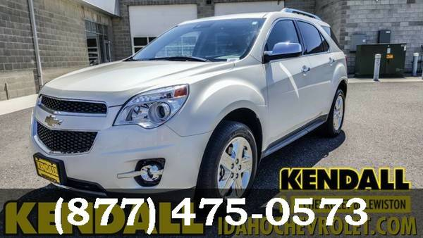2015 Chevrolet Equinox White Diamond Tricoat **FOR SALE**-MUST SEE!