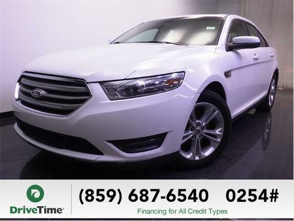 2013 *Ford Taurus* - LOW DOWN-PAYMENT