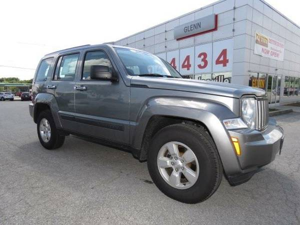 2012 *Jeep Liberty* Sport - Jeep Mineral Gray Metallic Clearcoat