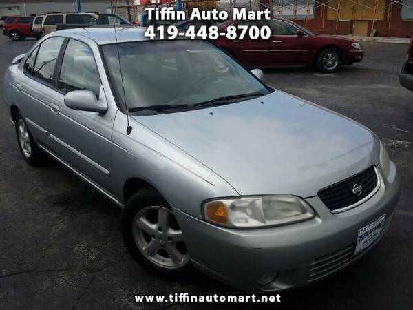 2002 Nissan Sentra GXE Guaranteed Credit Approval!