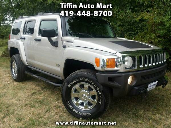 2007 HUMMER H3 Adventure Guaranteed Credit Approval!