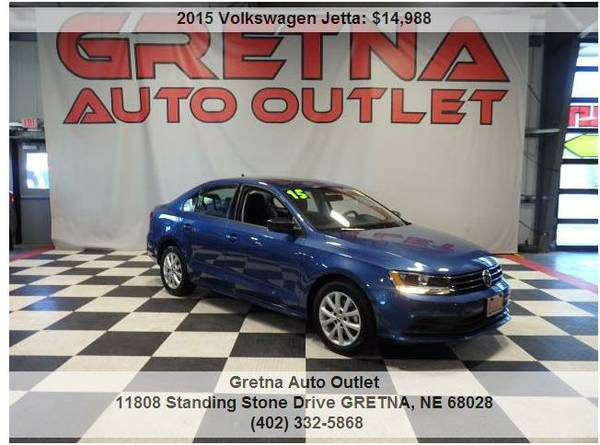 2015 Volkswagen Jetta**1 OWNER ONLY 37K HEATED SEATS LOADED UP*CALL US