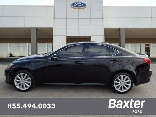 2010 Lexus IS AWD 4dr Sedan 250