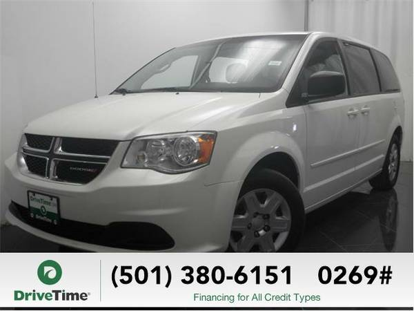 2012 *Dodge Grand Caravan* - LOW DOWN-PAYMENT