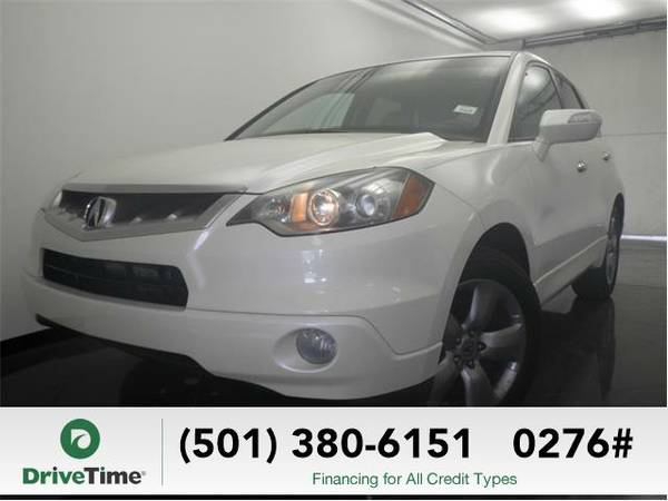 2007 *Acura RDX* - LOW DOWN-PAYMENT