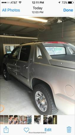 2011 *Chevrolet* *Avalanche* **Deal Today**
