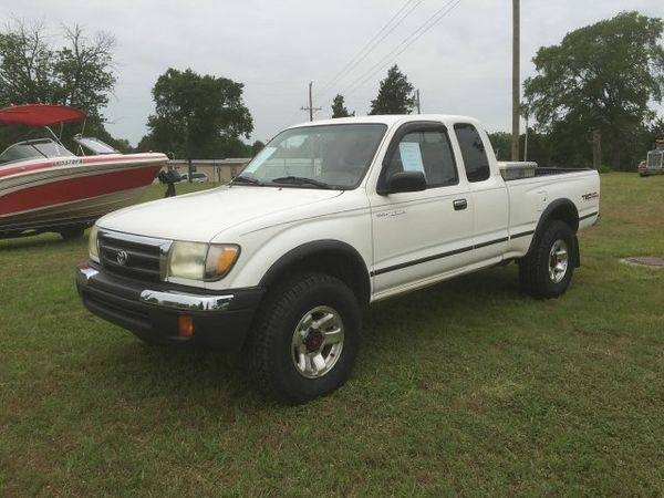 1999 *Toyota* *Tacoma* **Deal Today**