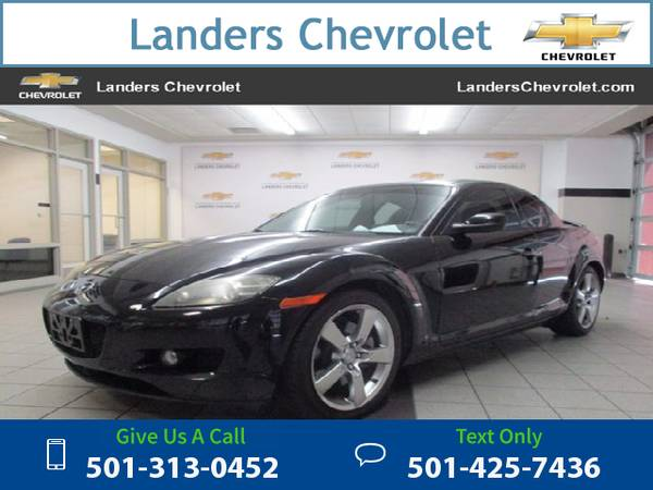 2006 *Mazda* *RX-8* *4DR* *coupe* *AT* 76k miles