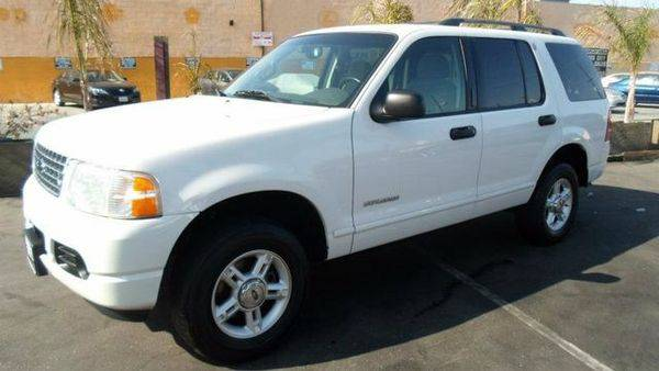 2004 *Ford* *Explorer* XLT -GET *PRE-APPROVED* TODAY! 1000 down!!!