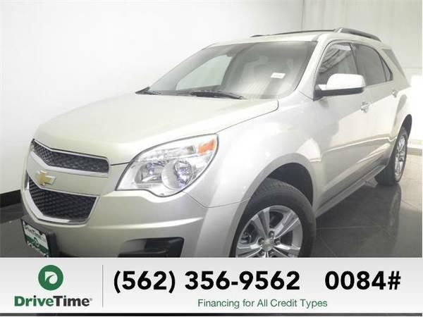 Beautiful 2014 *Chevrolet Equinox* LT (Silver Ice Metallic) - Clean...