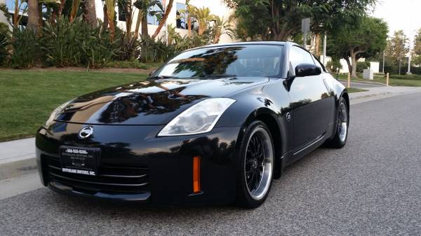 2007 Nissan 350Z Touring ***1-Owner/Navi/Bose Stereo***