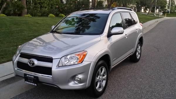 2011 Toyota RAV4 Limited ***Bkup Cam/Bluetooth/JBL Sound***
