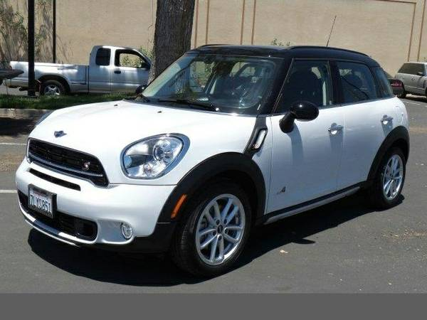 2015 MINI Countryman S ALL4 MINI Countryman S ALL4 SUV