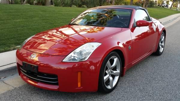 2006 Nissan 350Z Touring Convertible ***Nav/Bkup Cam/DVD/Bluetooth***