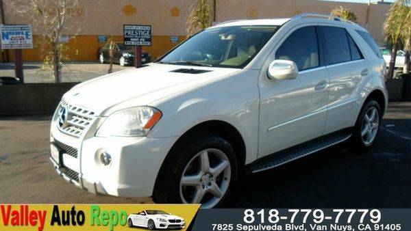 2009 *Mercedes-Benz* *ML550* 5.5L -GET *PRE-APPROVED* TODAY! 1000...