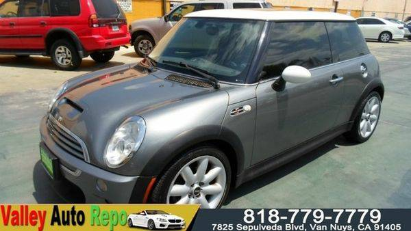 2003 *MINI* *Hardtop* S -GET *PRE-APPROVED* TODAY! 1000 down!!!