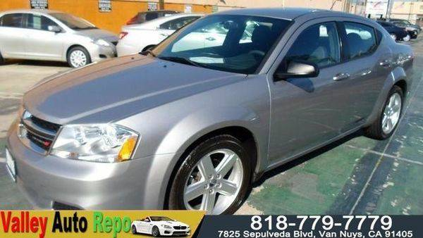 2013 *Dodge* *Avenger* SE -GET *PRE-APPROVED* TODAY! 1000 down!!!