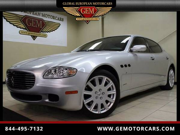 2006 Maserati Quattroporte - Custom Finance Terms Available