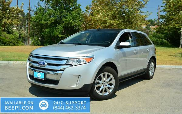 2013 *Ford* *Edge* *4dr FWD* -$22,300