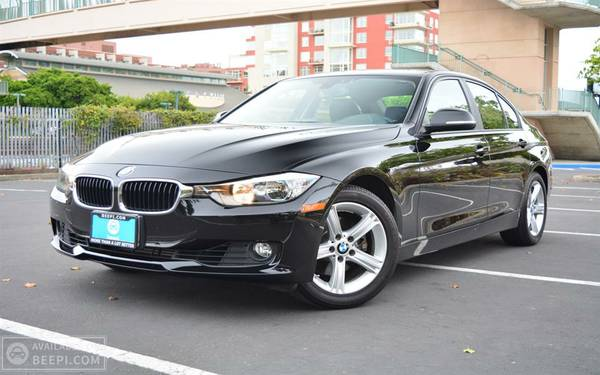 2013 *BMW* *3 Series* *4dr Sedan RWD* -$23,999