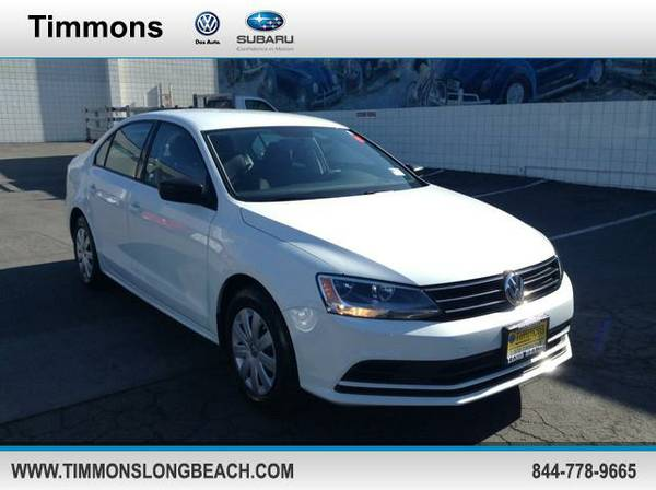 2016 Volkswagen Jetta Sedan - *$0 DOWN PAYMENTS AVAIL*