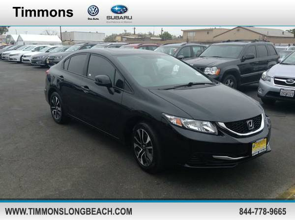 2013 Honda Civic Sedan - *BAD CREDIT? NO PROBLEM!*