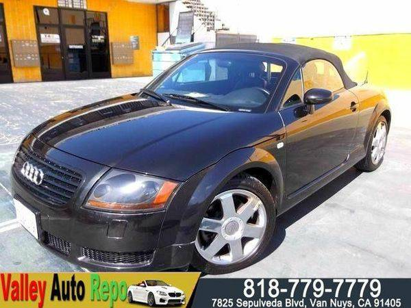 2001 *Audi* *TT* -GET *PRE-APPROVED* TODAY! 1000 down!!!