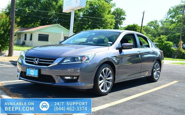 2014 *Honda* *Accord* *4dr I4 Man* -$18,499