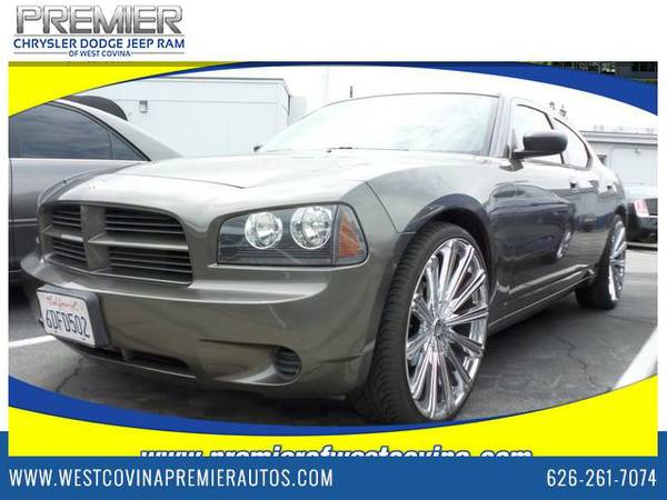 2008 Dodge Charger - *BAD CREDIT? NO PROBLEM!*