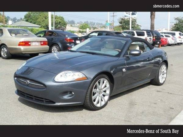 2007 Jaguar XK Jaguar XK Convertible