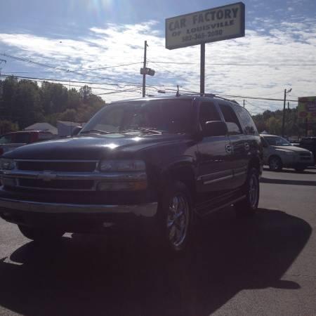 2006 Chevrolet Tahoe LS 4x4 121k miles