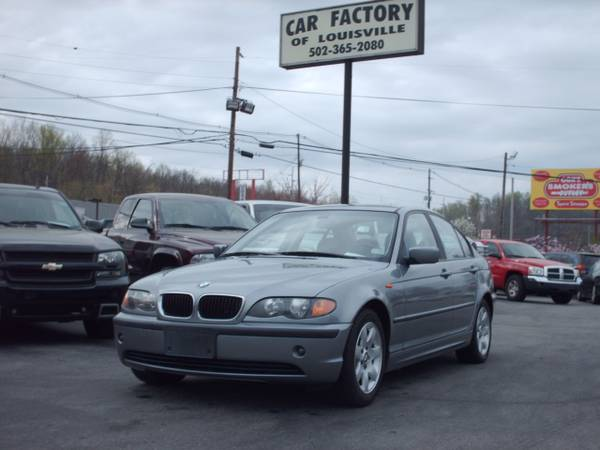 2003 BMW 325i 121k miles Very Nice Car