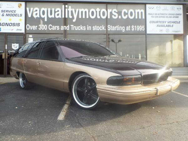 1994 BUICK ROADMASTER WAGON CASH SPECIAL