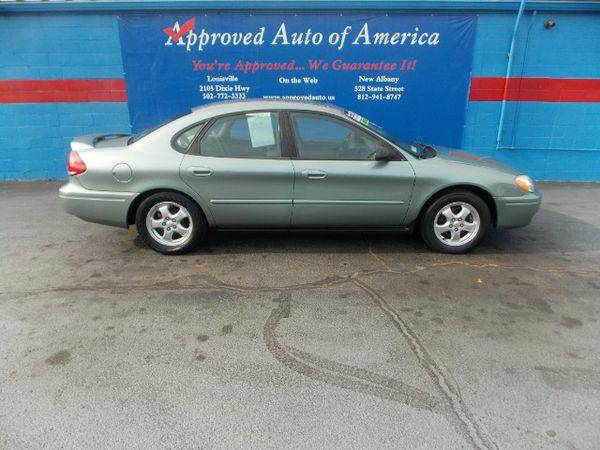 2006 *Ford* *Taurus* SE - $299 Down Back to School Sale!