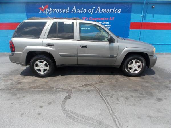 2005 Chevrolet TrailBlazer LS 4WD - Buy Here Pay Here