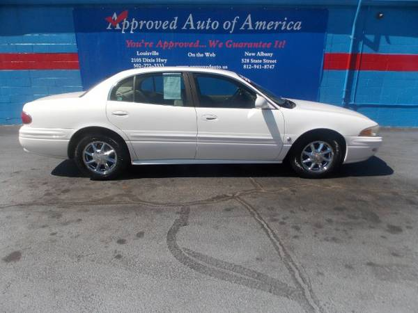 2004 Buick LeSabre Limited - In House Financing