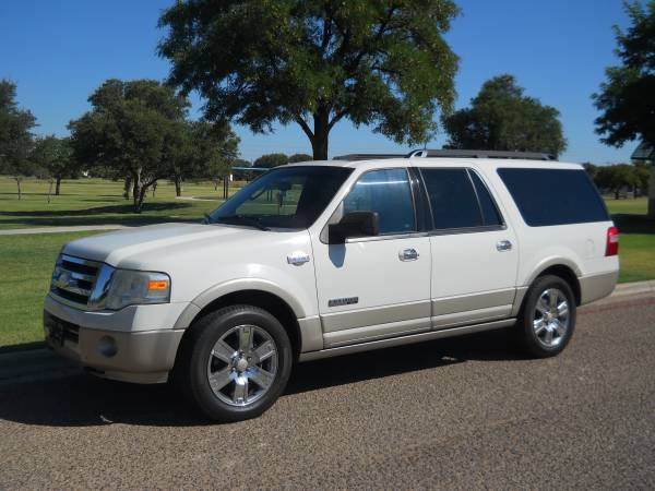 >>> 2008 FORD EXPEDITION KING RANCH EL 4X4 *** WE FINANCE...