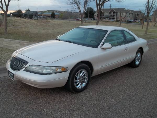 >>> 1998 LINCOLN MARK VIII *** NICE COUPE *** ONLY 106K...