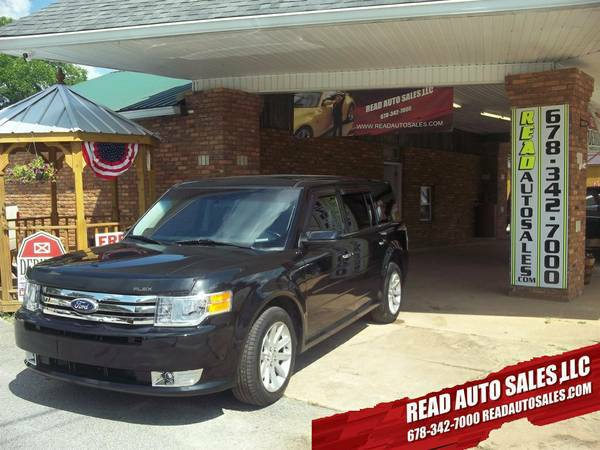2011 Ford Flex SEL - Leather - 3rd Row - VERY NICE!
