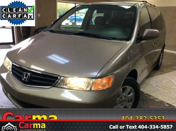 2004 Honda Odyssey - ALL TRADES WELCOME!