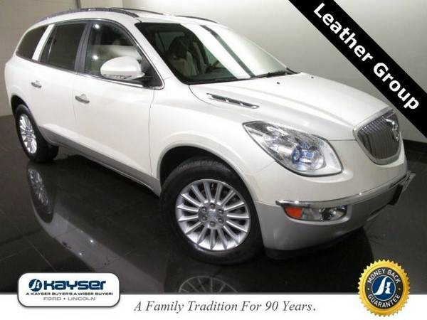 2012 Buick Enclave Leather SUV Enclave Buick