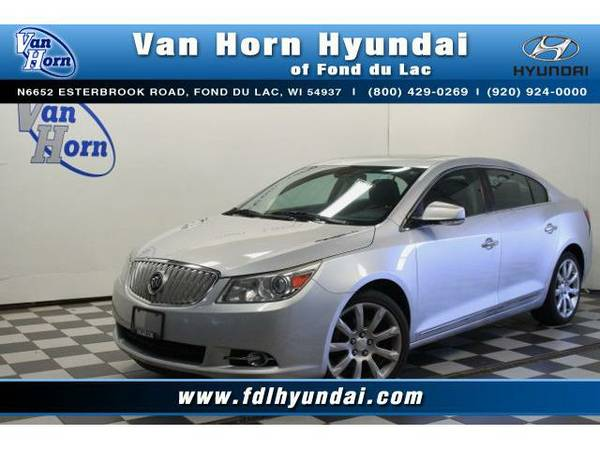 2010 *Buick LaCrosse* CXS - Buick-Financing for Everyone