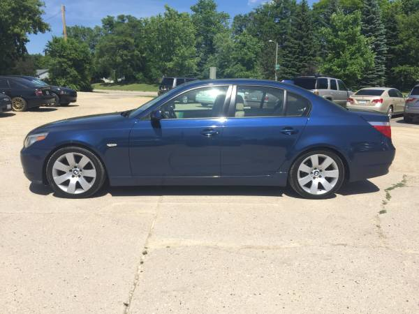 2004 BMW 530I M Sport Package
