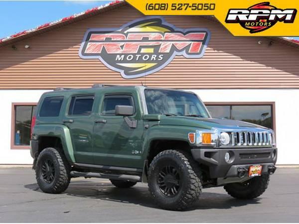 2006 Hummer H3 - Custom Wheels and Tires - Rare!